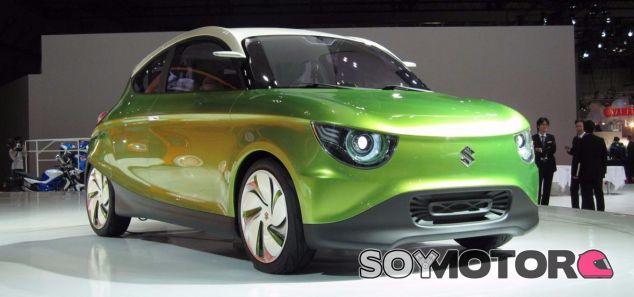 Suzuki lanzará un modelo eléctrico dentro de dos años - SoyMotor.com