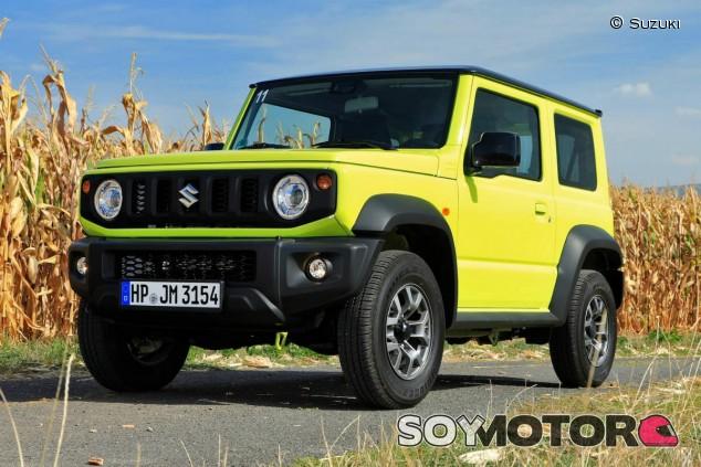 El Suzuki Jimny se despide de Europa por las emisiones - SoyMotor.com