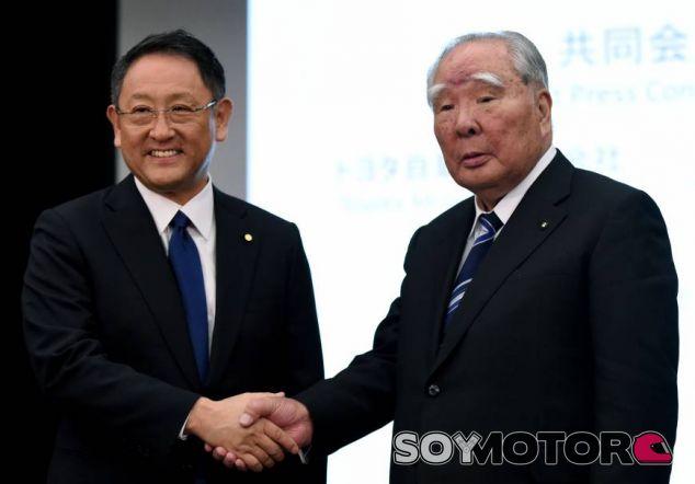 Toyota y Suzuki, juntas por el motor de alta eficiencia - SoyMotor.com