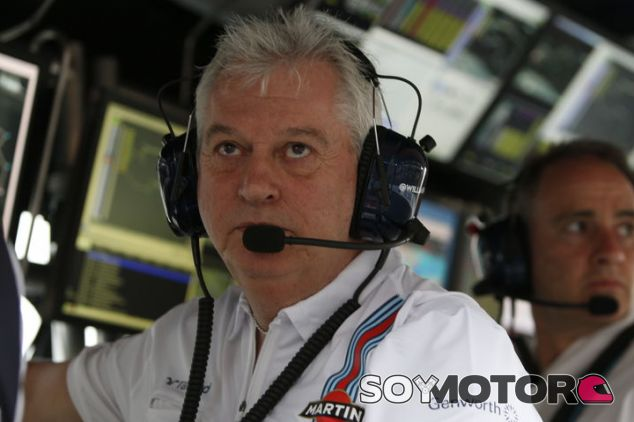 Pat Symonds abandona Williams - SoyMotor.com