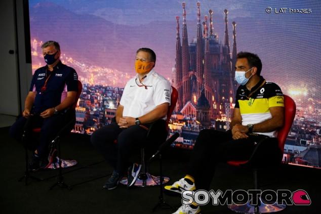 GP de España F1 2020: Rueda de prensa del viernes - SoyMotor.com