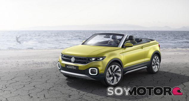 Esta es la visión de Volkswagen de un futuro y particular crossover basado en el Polo - SoyMotor