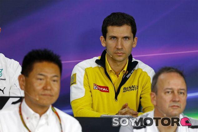 Rémi Taffin, autocrítico con la temporada de Renault - LaF1