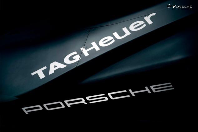 TAG Heuer, patrocinador principal de Porsche en la Fórmula E