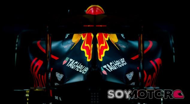 Imagen del monoplaza Red Bull - LaF1