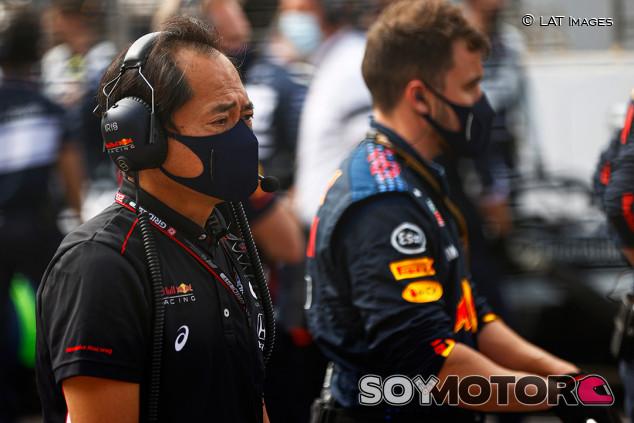 Honda no entiende por qué Mercedes y Ferrari estrenaron motor en Bakú - SoyMotor.com