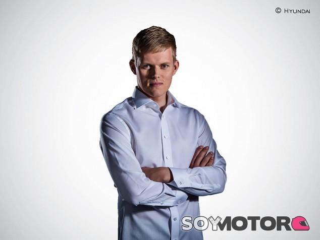 OFICIAL: Tänak correrá con Hyundai los dos próximos años - SoyMotor.com