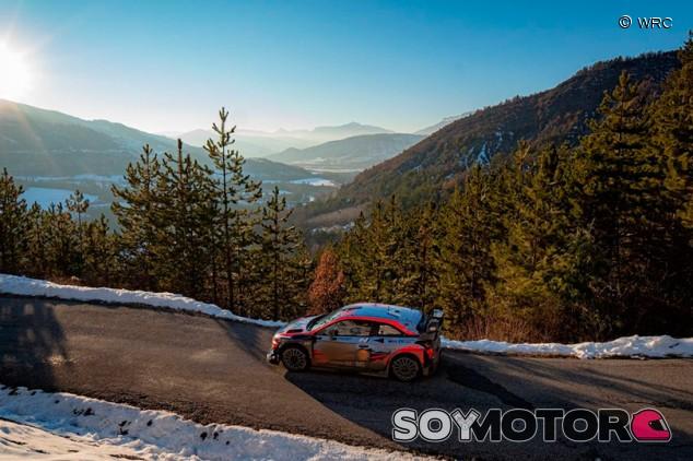 El Rally de Montecarlo 2021 ya está en marcha: hoy, reconocimientos - SoyMotor.com