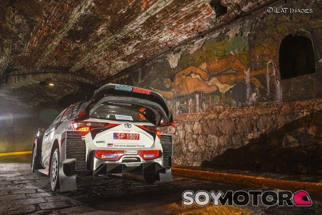 La FIA tomará cartas en el asunto de los saltos artificiales - SoyMotor.com
