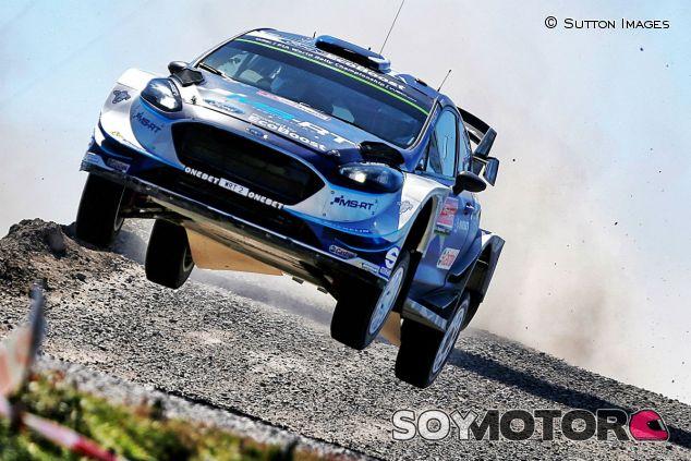 Rally Portugal 2017: Tänak líder con Sordo segundo - SoyMotor.com