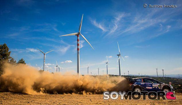 Rally Cerdeña 2017: Tänak consigue su primera victoria