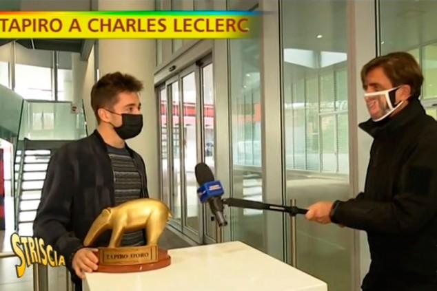 Leclerc recibe el premio de los derrotados de Italia por su error en Turquía - SoyMotor.com