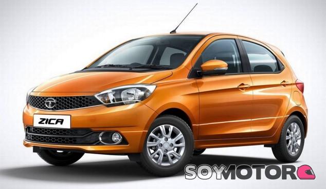 El Tata Zica sustituye al Tata Indica, un modelo ya veterano - SoyMotor