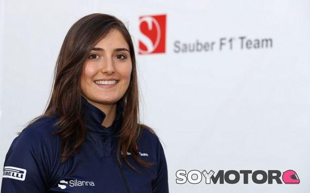 Tatiana Calderón, nueva piloto de desarrollo de Sauber - SoyMotor.com