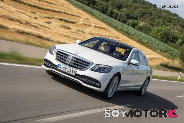 Mercedes pondrá en circulación taxis autónomos en 2019 - SoyMotor.com