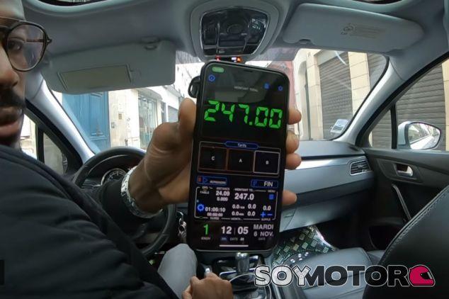 Taxista pirata - SoyMotor.com