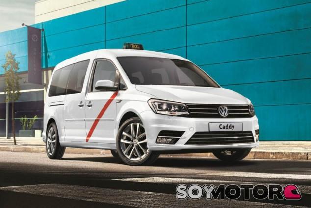 Los taxistas de Madrid quieren un endurecimiento de la normativa que rige las VTC - SoyMotor.com