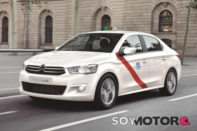 Taxistas de Madrid - SoyMotor.com