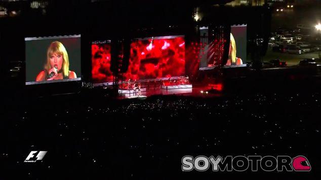 Taylor Swift, en concierto en Austin - LaF1
