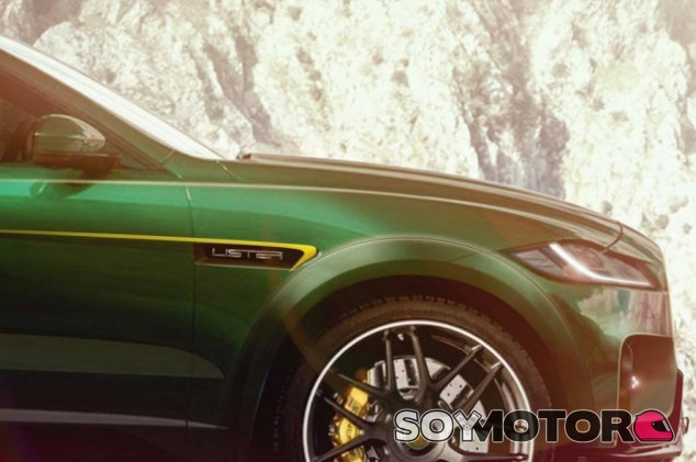 Lister Lightning - SoyMotor.com