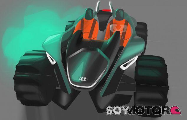 Hyundai Kite Concept: el buggy eléctrico diseñado por estudiantes - SoyMotor.com