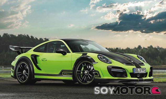 Porsche 911 TechArt GTstreet R