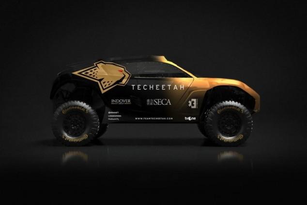 Techeetah se convierte en el séptimo equipo de la Extreme E - SoyMotor.com