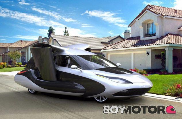 Terrafugia TFX - SoyMotor.com