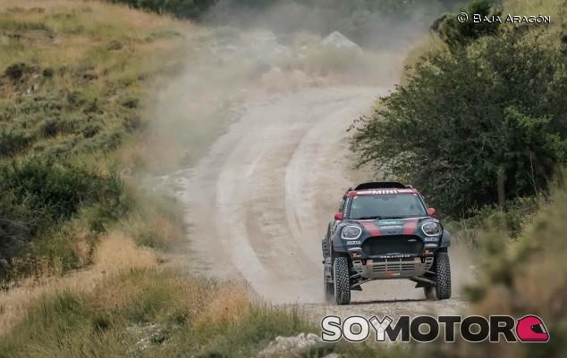 Orlando Terranova controla la primera jornada de la Baja Aragón – SoyMotor.com