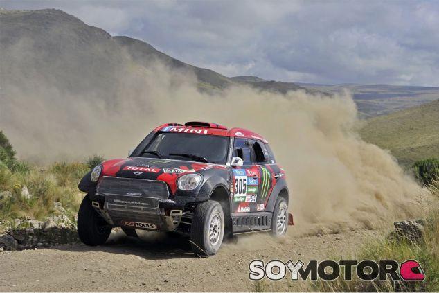 Los Mini no ceden en el Dakar: victoria para el argentino Terranova - LaF1