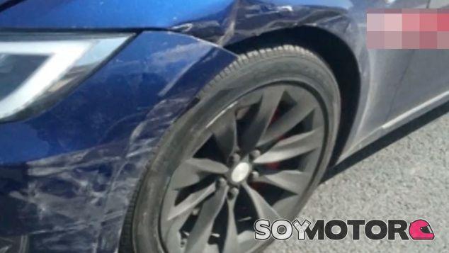 Tesla Model S - SoyMotor
