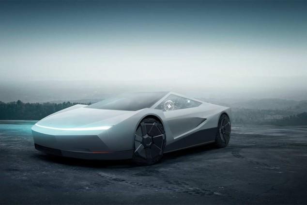 Tesla Cybercar - SoyMotor.com