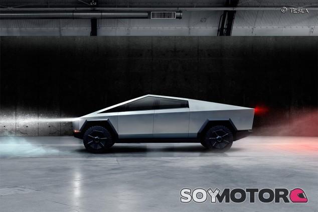 Tesla Cybertruck - SoyMotor.com