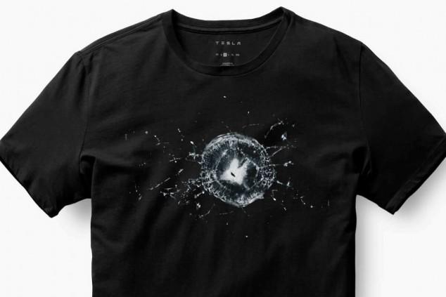 La nueva camiseta de Tesla - SoyMotor.com