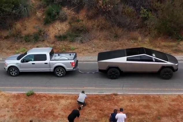 Ford F-150 contra Tesla Cybertruck - SoyMotor.com