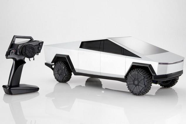 Tesla Cybertruck de Hot Wheels - SoyMotor.com