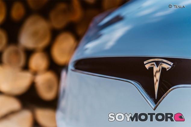 Detalle del Tesla Model X - SoyMotor.com