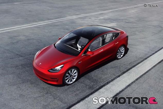 El Tesla Model 3 ya tiene visto bueno en Europa - SoyMotor.com