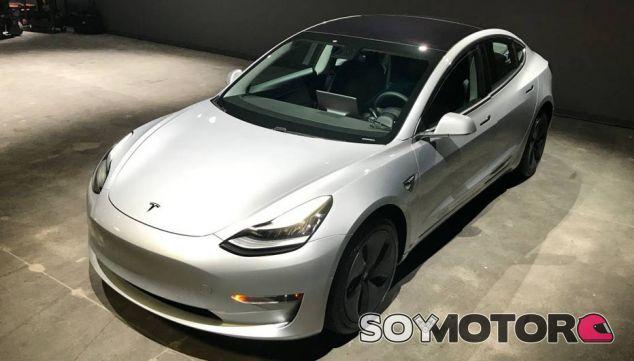 Tesla Model 3 Segunda Mano - SoyMotor.com