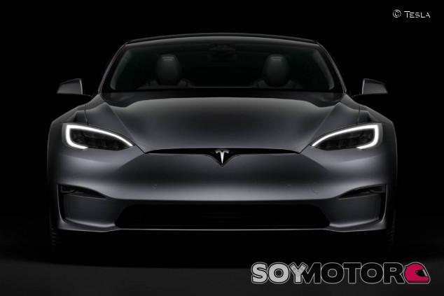 Tesla Model S - SoyMotor.com