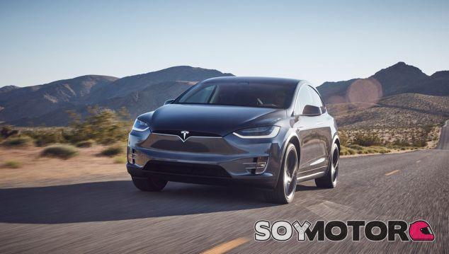El Tesla Model X es un referente entre los vehículos eléctricos - SoyMotor