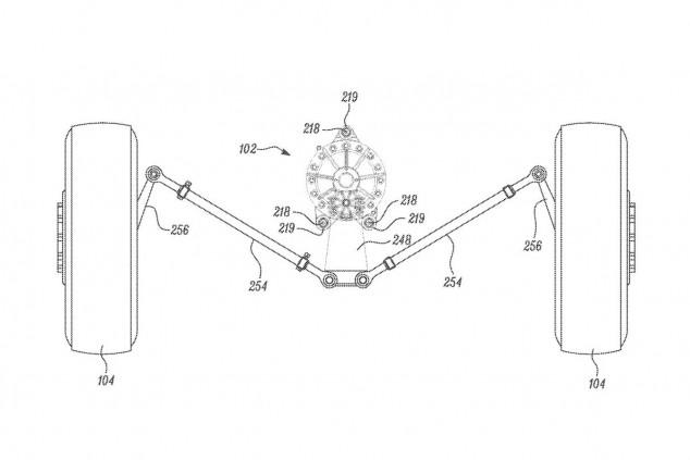 La dirección asistida patentada por Tesla - SoyMotor.com