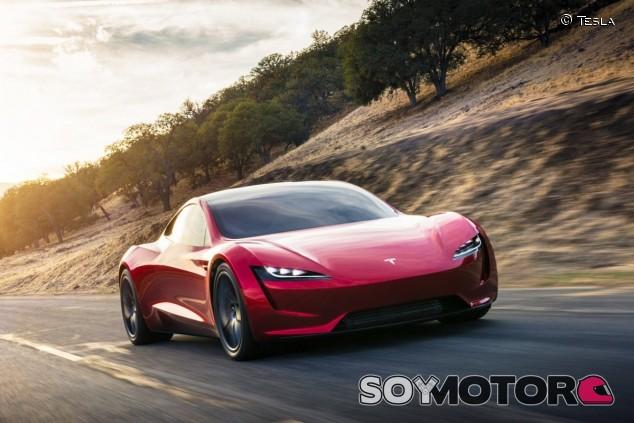 Tesla Roadster - SoyMotor.com