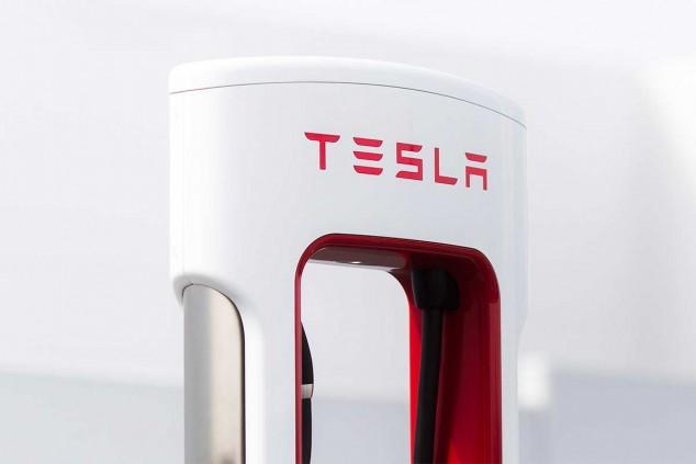 Supercharger de Tesla - SoyMotor.com