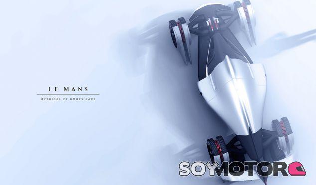 Tesla T1 diseñado por Omar Alfarra Zendah – SoyMotor.com