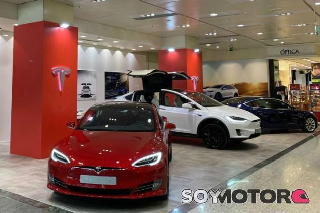 Tesla abre en Valencia su quinta tienda de España - SoyMotor.com