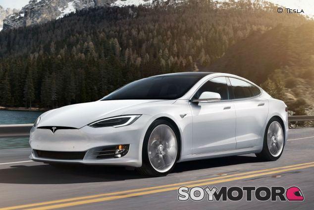 Nuevo software 9.0 de Tesla - SoyMotor.com