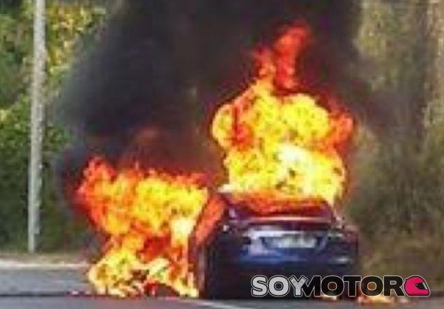 Tesla Model S90D - SoyMotor