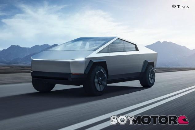 El Tesla Cybertruck supera las 600.000 reservas - SoyMotor.com