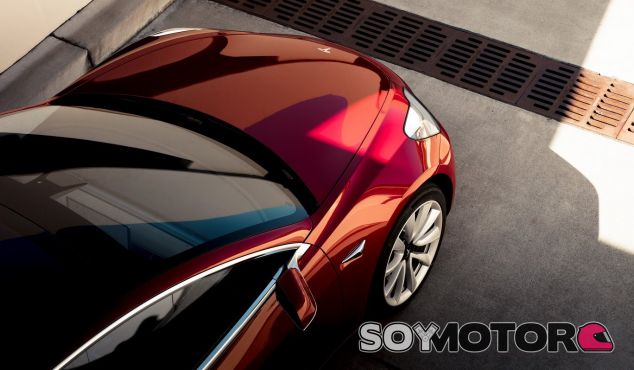 Tesla Model 3 Comparativa - SoyMotor.com